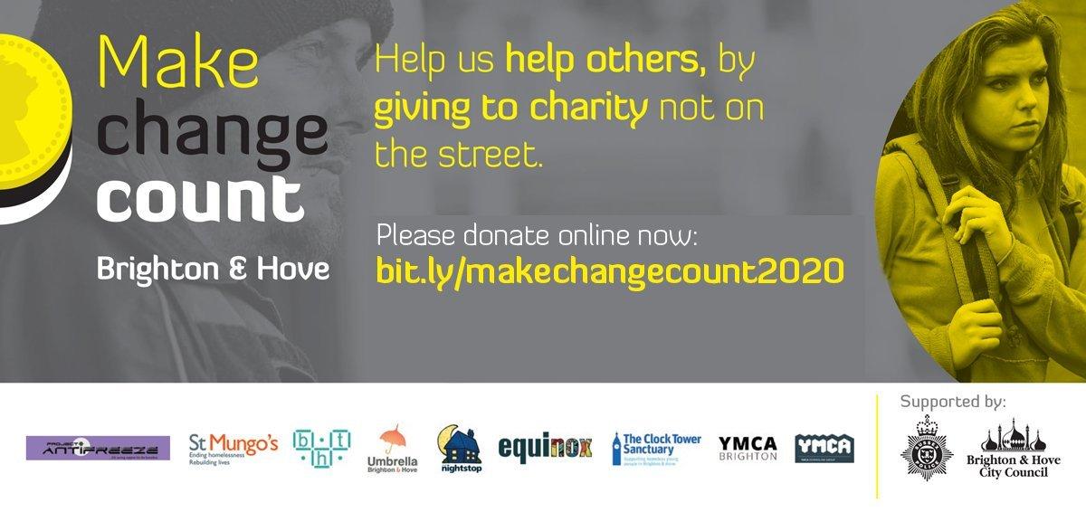 Make Change Count Campaign