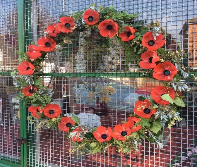 Eastbourne wreath