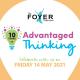 Advantaged Thinking