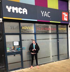 Former YMCA resident raising money for youth homelessness
